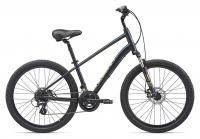Велосипед Giant Sedona DX (Рама: S, Цвет: Metallic Black)